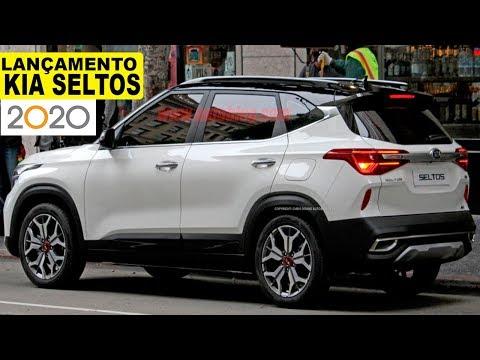 Novo SUV KIA SELTOS Feito para vender barato c/muitas Tecnologias