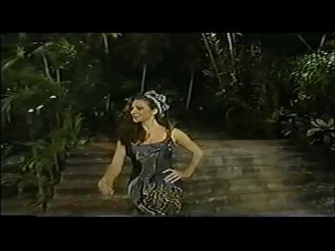 MISS WORLD 1997 Irene Skliva Final Walk