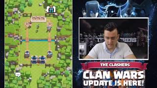 Clash Royale - UPDATE - Съживи ли се играта?