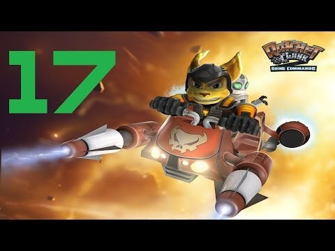 [Part 17] Ratchet and Clank: Going Commando HD Remake Gameplay Walkthrough/Let's Play/Playthrough