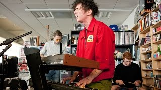Youth Lagoon NPR Music Tiny Desk Concert