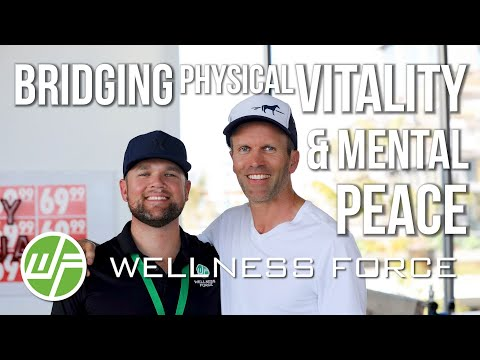 199 Peter Crone: Bridging Physical Vitality & Mental Peace