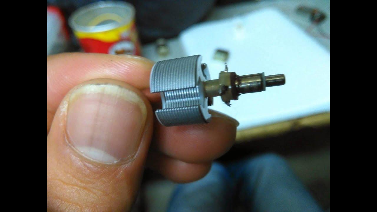 Desarme de motor dc youtube for Electric motor repair reno nv