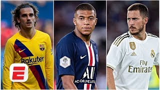 Ranking the top 5 players not named Lionel Messi or Cristiano Ronaldo | ESPN FC