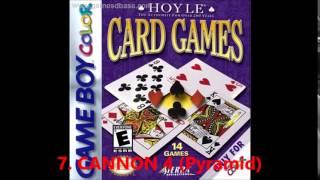 Hoyle Card Games (GBC) soundtrack
