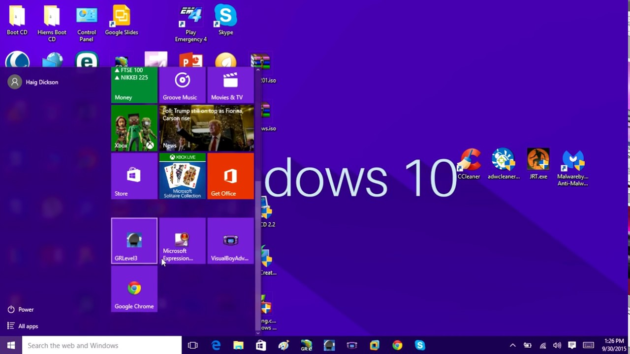 how to tweak windows 10 to run faster