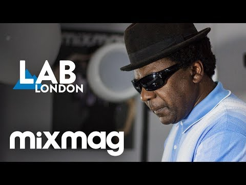NORMAN JAY MBE Good Times house set in The Lab LDN