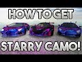HOW TO GET STARRY CAMO! | ROBLOX: Vehicle Simulator