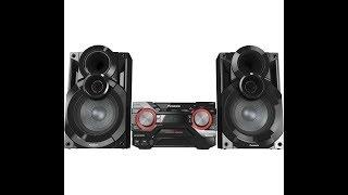PANASONIC Hi-Fi SC-AKX400EBK *Cheap but LOUD* Review/Unbox