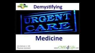Urgent Care Medicine: Wound Care Pearl #1