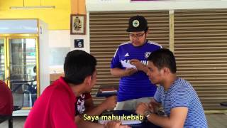 VIDEO BAHASA ARAB UiTM SHAH ALAM 2015 - LEVEL 1