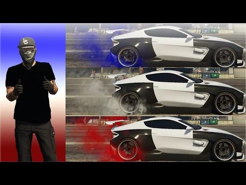 GTA Online Glitch - How To Get Patriot Smoke & Black Crew Color (GTA 5 Glitches)