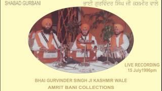 Kaise Nachat Hai By Bhai Gurvinder Singh Ji Kashmir Wale