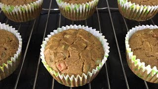 Pearl Millet Savory Muffin | Breakfast Muffins | Kambhu muffin