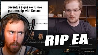 Asmongold's Reaction to EA's $660M Stock DROP! Activision's OP P2W Nightmare, Anthem's Gaff