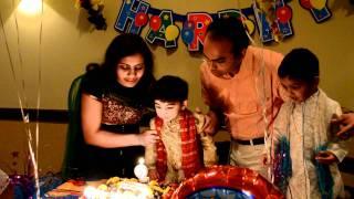 Hardhi 2nd Birthday...