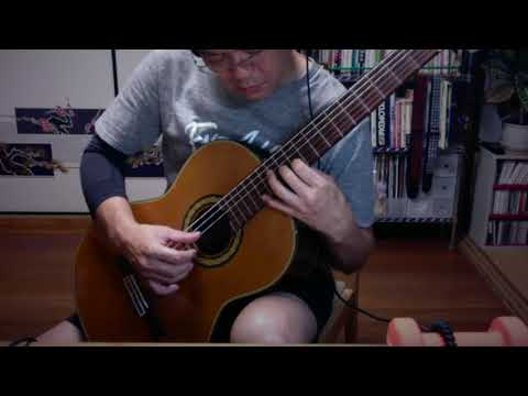 Bay City Rollers - Shanghai'd in Love (guitar cover)