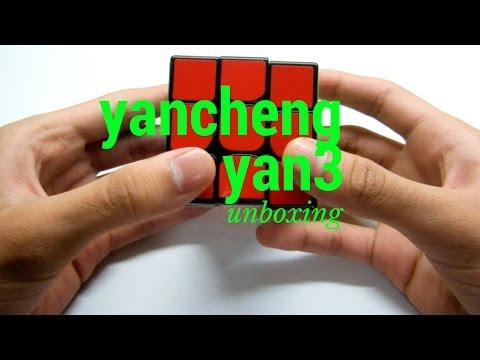 Yancheng Yan3 unboxing.