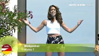 Wolkenfrei-Star Vanessa Mai - Wolke 7 (ZDF-Fernsehgarten 12.07.2015)