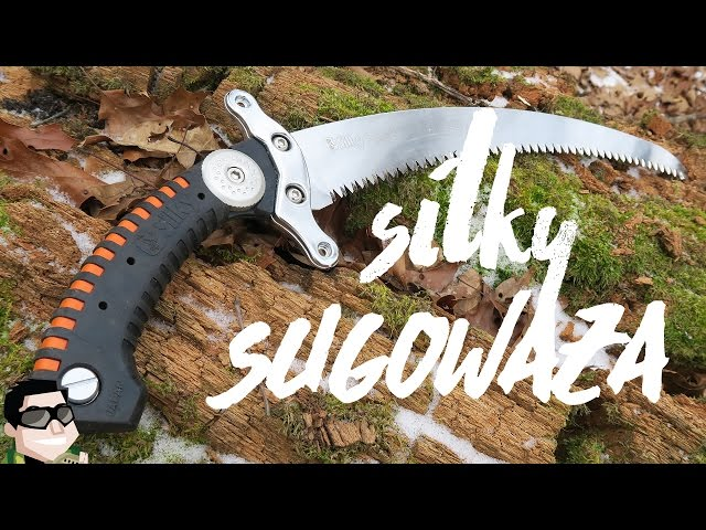 Silky Sugowaza Ultimate Hiking & Camping Saw