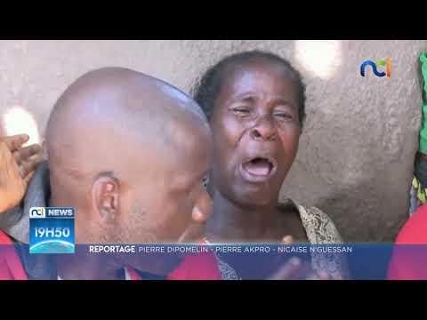 Tieny-Seably   Le meurtre d'une jeune fille plonge les populations dans l'émoi