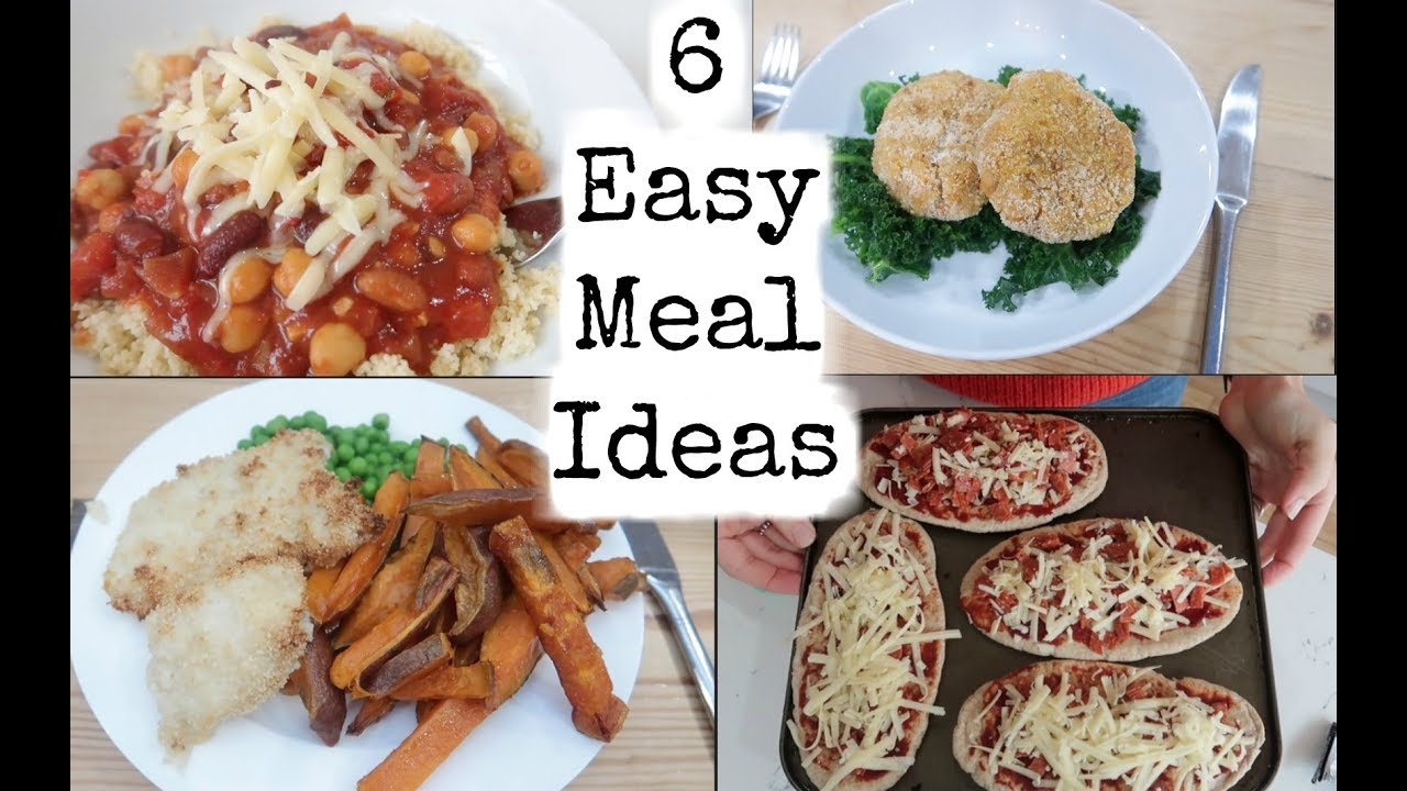 6 easy meal ideas dinner recipes for families kerry whelpdale