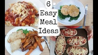 6 EASY MEAL IDEAS | DINNER RECIPES FOR FAMILIES | KERRY WHELPDALE