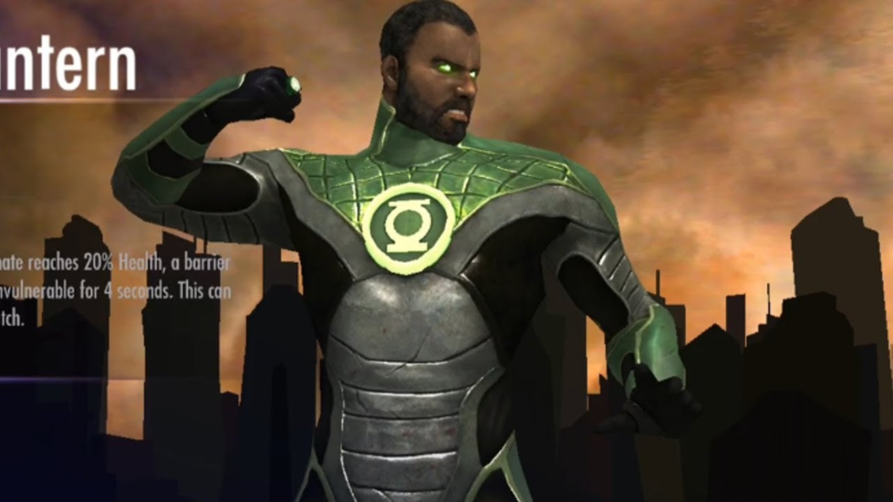 how to get green lantern gear injustice 2