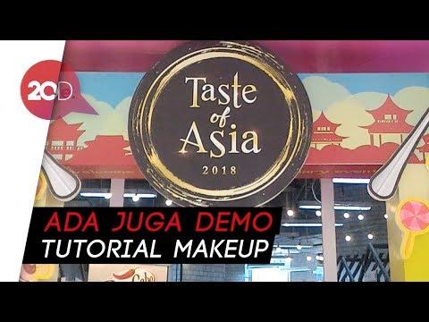 Berburu Kuliner Kekinian di 'Taste of Asia 2018'