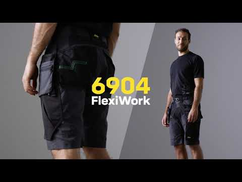 4ebd9f10c Snickers Workwear - Shorts - Get ready for Summer! - YouTube