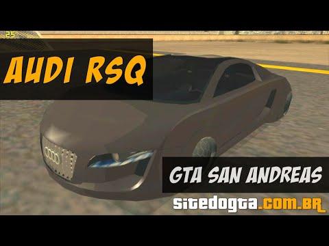 MOD AUDI RSQ GTA San Andreas