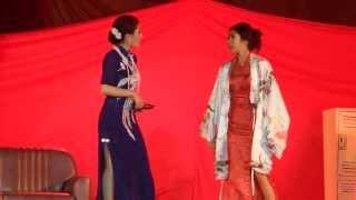 งาน Saisampan สาธิต มศว ประสานมิตร ละครหลังฉาก3 พราว AF9