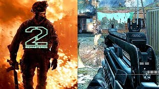 New Findings (MW2 REMASTERED) Not a Rip yet - Modern Warfare 2 Remaster