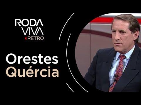 Roda Viva | Orestes Quércia | 1994
