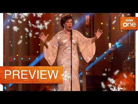 Shirley Bassey performs 'Goldfinger' (James Bond)  - David Walliams Celebrates Dame Shirley Bassey