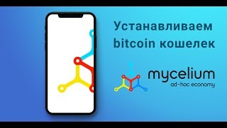 Установка кошелька MyCelium Wallet