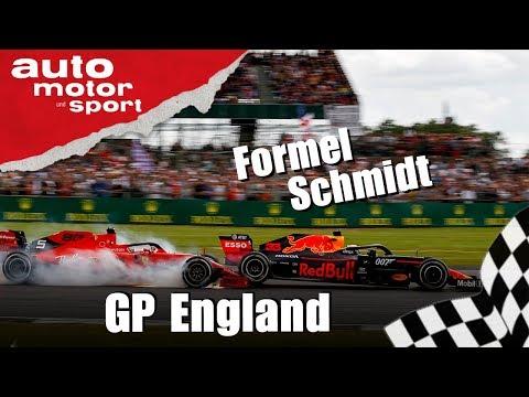 Was läuft bei Vettel schief? - Formel Schmidt zum GP England | auto motor und spor