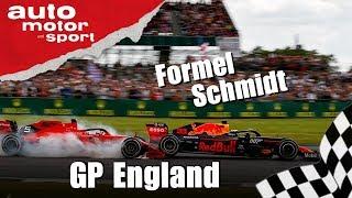 Was läuft bei Vettel schief? - Formel Schmidt zum GP England | auto motor und sport