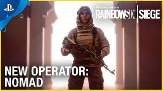 Rainbow Six Siege - Operation Wind Bastion: Nomad | PS4