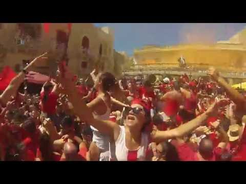Marċ ta' filgħodu 2016, San Ġorġ Rabat, Għawdex
