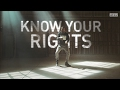 Flex Dancers and ACLU Present: Know Your Rights in Police Encounters