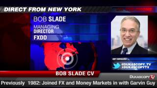 FXDD Global - Dukascopy Interview with Robert Slade - 10/30/13
