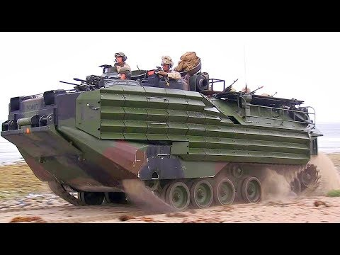 15 Marines Injured in Amphibious Assault Vehicle Fire (AAV) Accident - LIVE COVERAGE 9/13/17