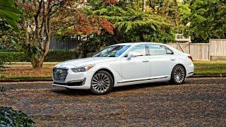 2017 Genesis G90 Car Review