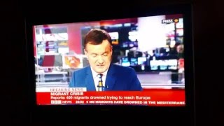 breaking news 400 migrants drowned times are desperate is the rapture near
