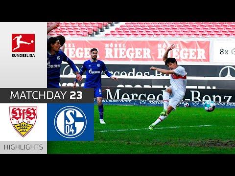 VfB Stuttgart Schalke Goals And Highlights