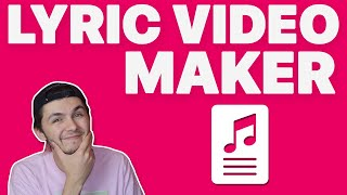 Lyric Video Maker - Add Subtitles, Sound Waves, and more to Music Videos screenshot 5