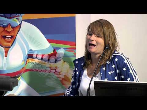 Janneke Pieterson over sport en voeding
