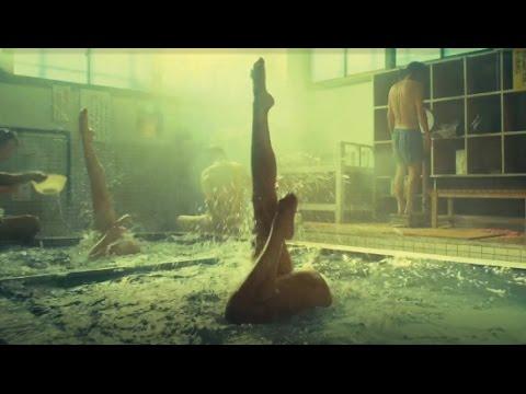【おんせん県】「シンフロ」篇 フルバージョン SHINFURO:Synchronized Swimming in Hot Springs