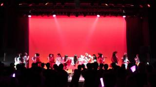 2013年7月15日(月祝)LinQさんの「ゲストさんいらっしゃい公演 with 山...